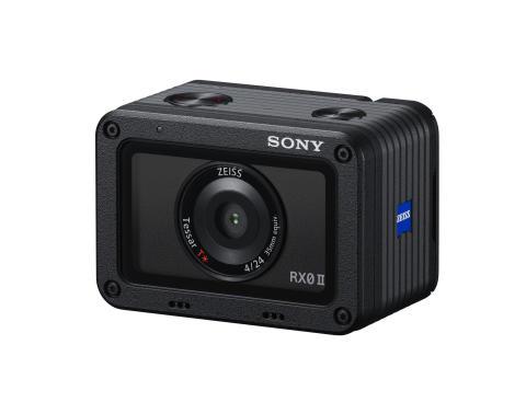 A Sony bemutatta az RX0 II-t, a világ legkisebb prémiumkategóriás ultrakompakt fényképezőgépét