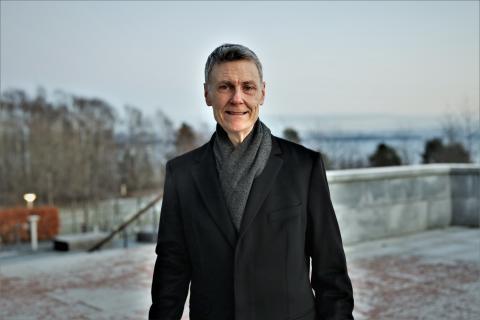 Bjørn Taale Sandberg, Telenor Research