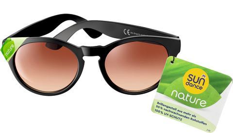 Sonnenbrillen von SUNDANCE nature – ab sofort bei dm erhältlich