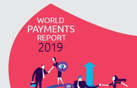 World Payments Report 2019: Kontantløs betaling har eksplodert internasjonalt – men ingen slår Norge