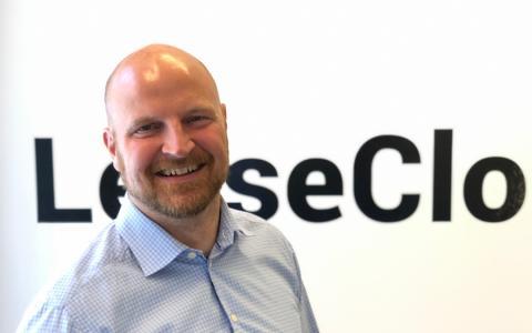 Patrik Bergner ny CTO för LeaseCloud