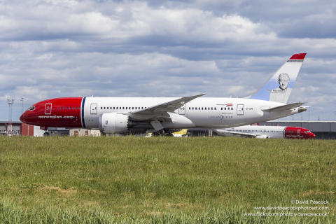 Norwegian's 787 Dreamliner