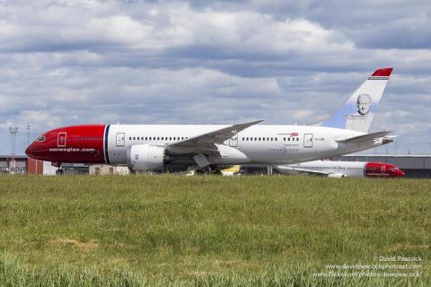 Norwegian med høj passagervækst og flere fyldte fly i juni