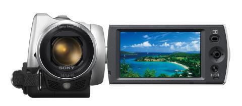 Handycam DCR-SR15E von Sony_Silber_04
