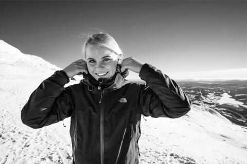 Föreläsningsturné med sport- och äventyrsfotografen Sophie Odelberg