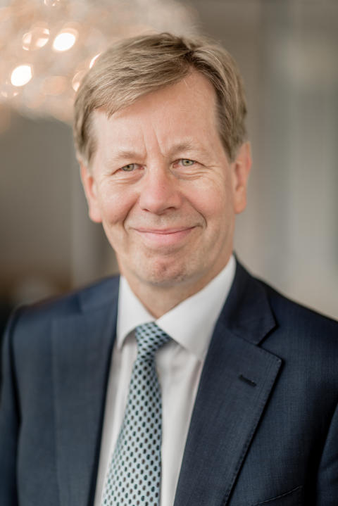 Trond Brandsrud, CEO Lindorff, the Divested Group