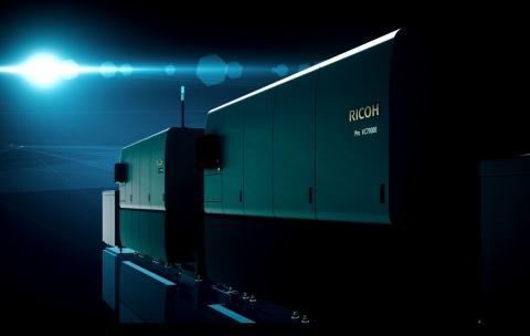 Tyske Melter bestilte Tysklands første Ricoh Pro VC70000