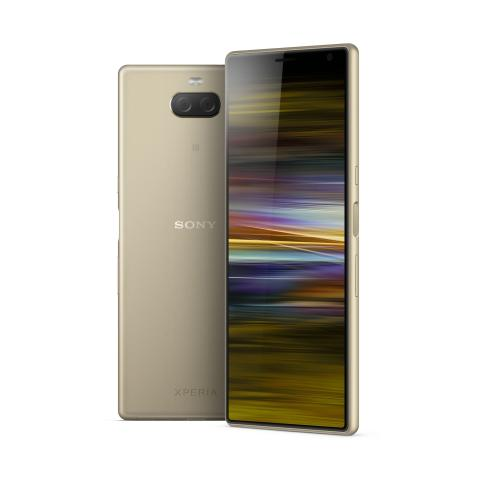 Xperia 10 Plus_group_gold