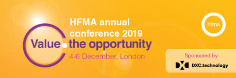 Finegreen at the HFMA Annual Conference this week