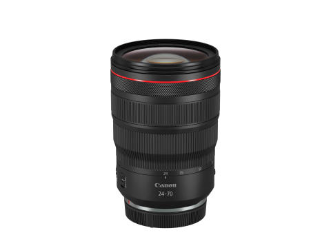 RF 24-70mm F2.8L IS USM_Slant_with_cap