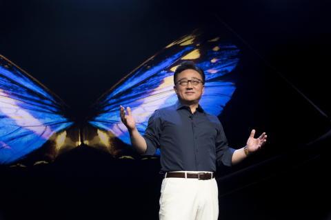 DJ Koh under Samsung Developer Conference 2018_1