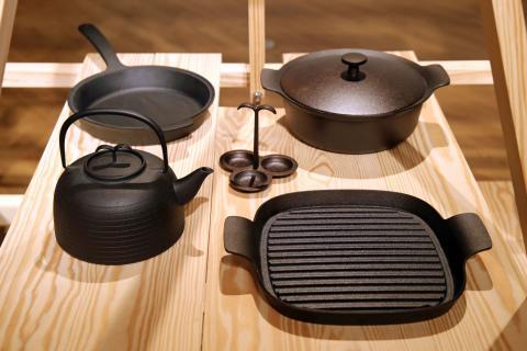 "Ausstellung ""JASPER MORRISON. THINGNESS"" - Küchenutensilien"