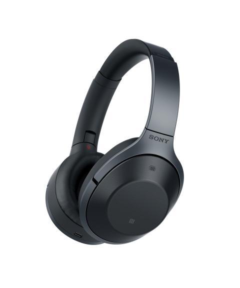 Sony представя новите безжични слушалки MDR-1000X с водеща технология за шумопотискане