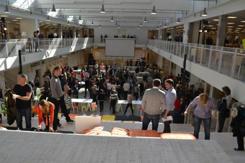 "Idag invigs IKEA Democratic Design Centre i ""lmhult IKEA SVERIGE"