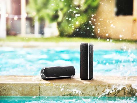 Η νέα σειρά ηχείων EXTRA BASS™ της Sony δίνει ζωή στο πάρτι σας με δυνατό ήχο