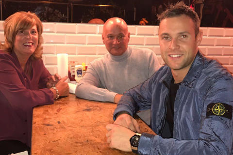 Parents of Scot held in Dubai for brushing past man in bar speak out