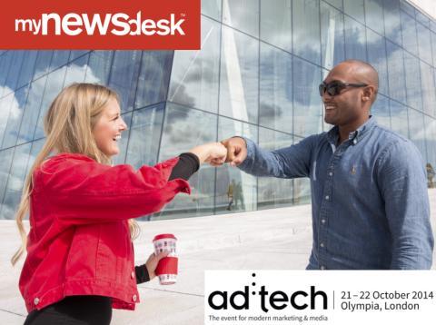 Mynewsdesk builds online newsroom to celebrate ad:tech's 10 year anniversary