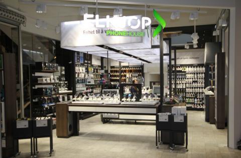 Elkjøp Phonehouse-butikkene blir kontantfrie