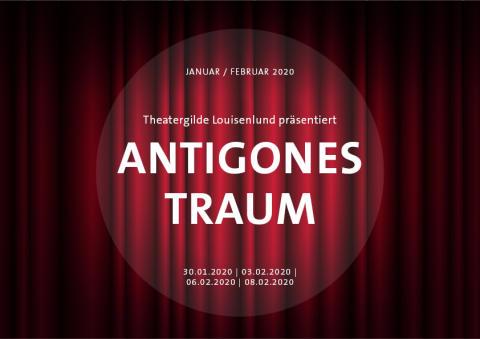Theater in Louisenlund - Antigones Traum (Premiere)
