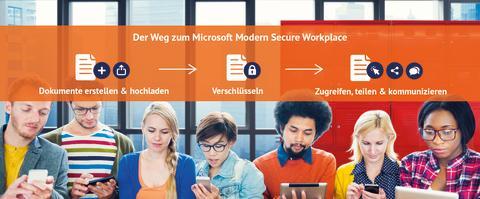 Der Weg zum Microsoft Modern Secure Workplace