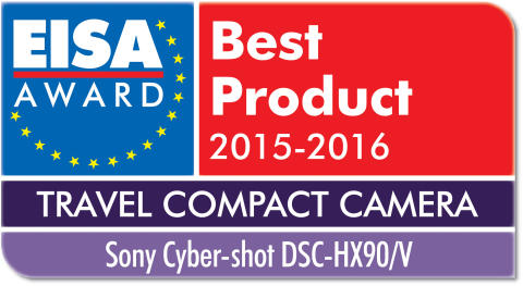 EISA 2015 Best Product Travel Compact Camera