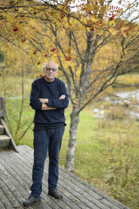 Roy Jacobsens nye roman allerede solgt til fem land