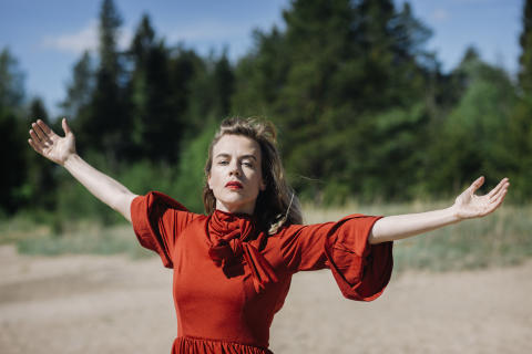 146 extra biljetter släpps till Annika Norlin & Norrlandsoperans Symfoniorkester