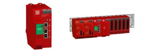 Ny, stærk controller fra Schneider Electric med indbygget sikkerhed.