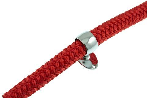 Trappräckslina / Dekorationslina Design röd