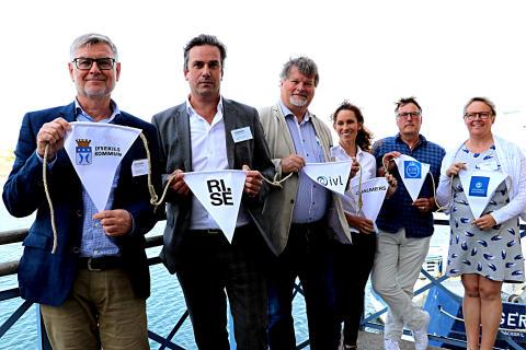 Nytt centrum för marin forskning och innovation invigt