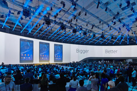 Sony IFA 2014 press conference