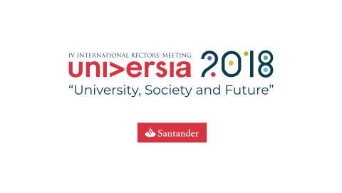 Logo IV. Internationale Rektoren-Konferenz Universia