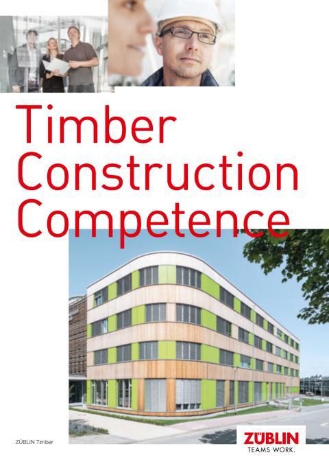 ZÜBLIN Timber: Timber Construction Competence (deutsch)