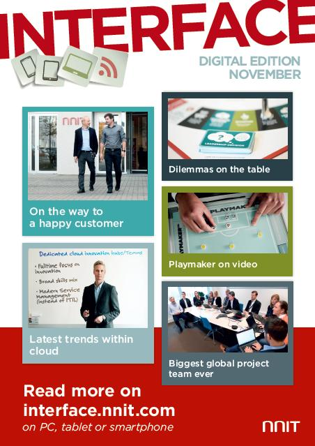 Get the latest from inside NNIT