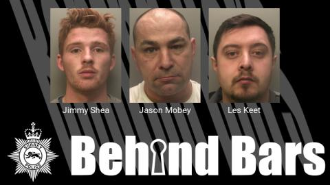 Five men jailed in relation to ATM thefts