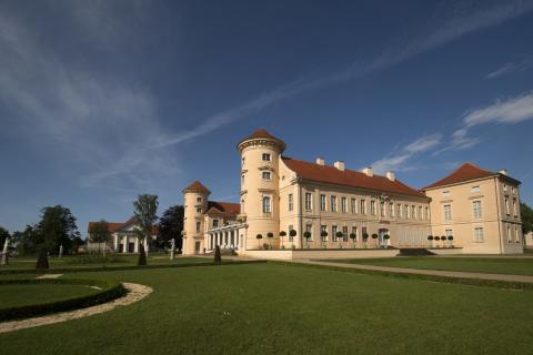 Schloss Rheinsberg mit Schlosstheater