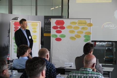 LUMIT FACHTAG 2016 - Workshop Ergebnis-Präsentation