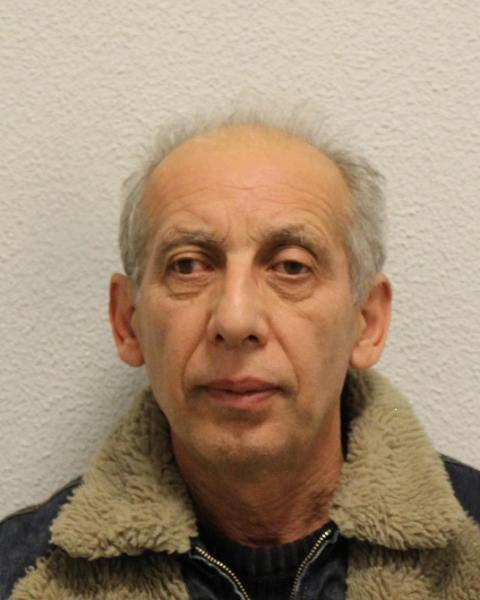 Driver who killed man after he deliberately drove car over him in Bexley jailed