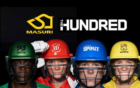 MASURI TO BECOME OFFICIAL HELMET AND NECK PROTECTION SUPPLIER FOR THE HUNDRED