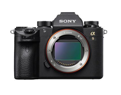 Sony brengt update uit voor α9 full-frame camera