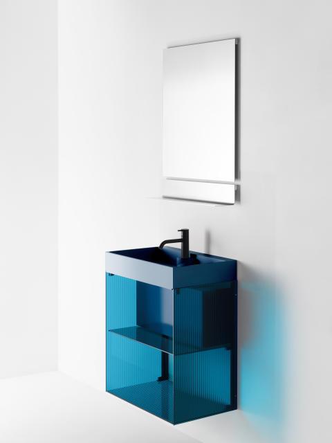 Ein System für viele Anwendungen: vom Badezimmer bis zum Wohnmöbel