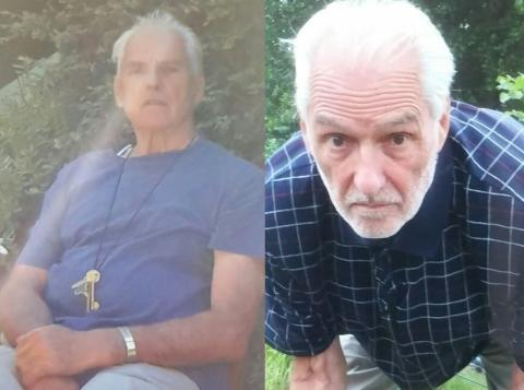 Further appeal following sighting of 76-year-old Peter Kerevan