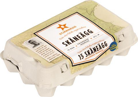 Skåneägg 15-p V