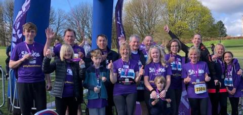 Local runners joins the resolution for mum on Mother's Day