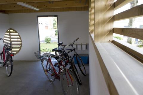 Cykelförråd 2