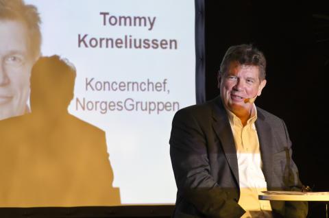 Logistik & Transport Tommy Korneliussen