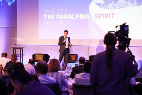 Panalpina leaders meet in Berlin