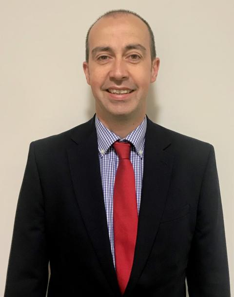 Kevin O'Neill, Glasgow branch manager