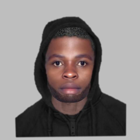 E-fit image released in connection with sexual assault – Milton Keynes