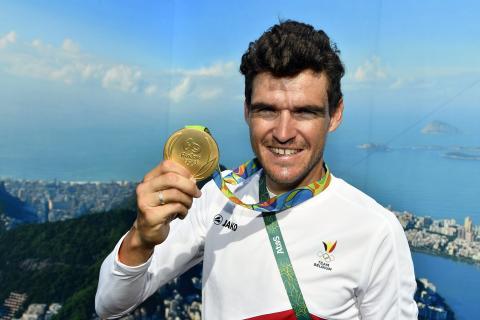 Greg Van Avermaet meest vernoemde Olympiër in Belgische media dit jaar